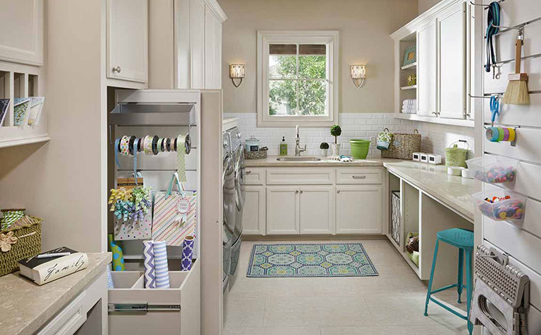 Kitchen Decor in a Small Space
