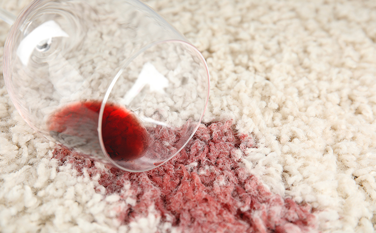 How to Remove Red Wine Stains From Flooring
