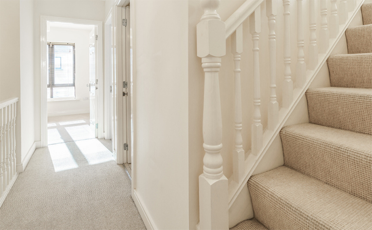 What is the Best Type of Carpet for Stairs?